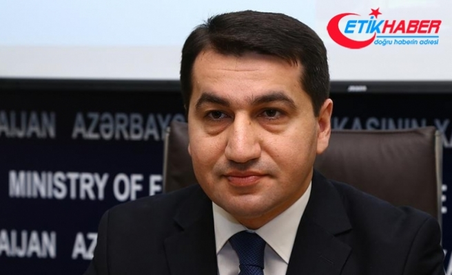 'Azerbaycan, Irak'ın toprak bütünlüğünü ve egemenliğini tam şekilde destekliyor'