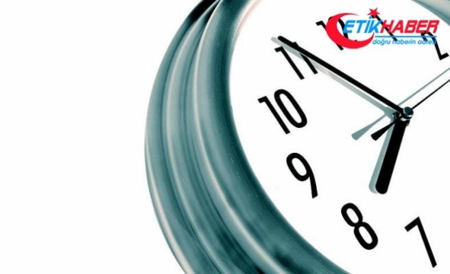 Bakan Albayrak'tan yaz saati uygulaması açıklaması