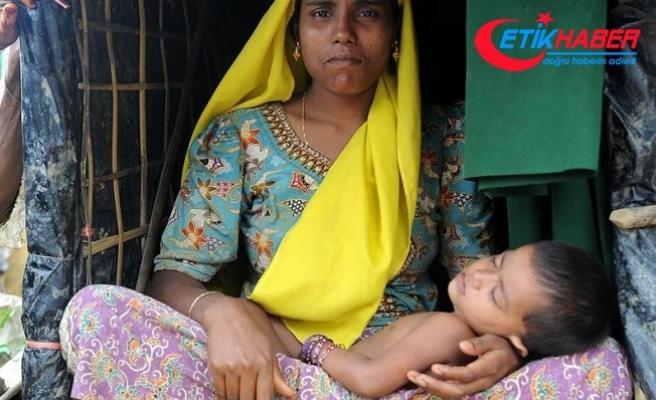 Bangladeş'te bir haftada en az 200 Arakanlı Müslüman çocuk öldü