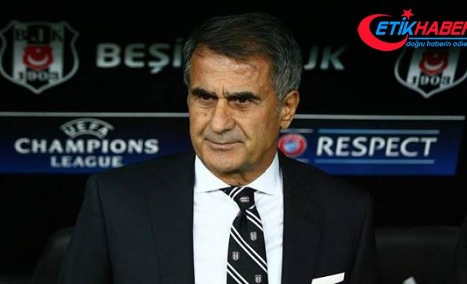 Beşiktaş Teknik Direktörü Güneş: Güçlü bir rakibi yendik