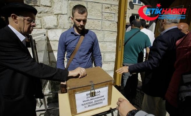 Bosna Hersek'ten Arakan Müslümanlarına yardım