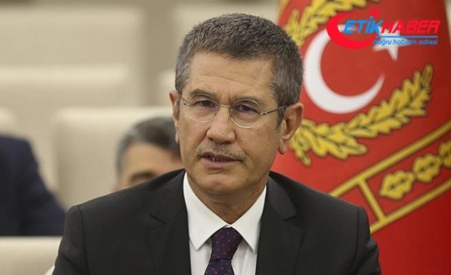 Milli Savunma Bakanı Canikli: ABD'den PYD/YPG'ye verdikleri desteği sonlandırmalarını talep ettik