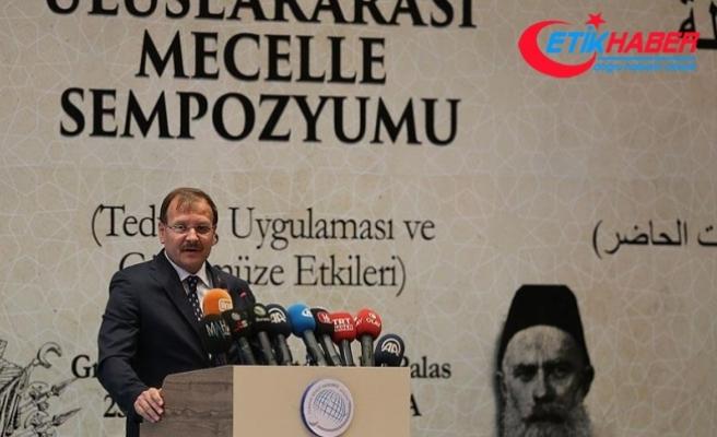Çavuşoğlu: Kapı eşiğinde bekletilen bir Türkiye'nin bu coğrafyada varlık göstermesi mümkün değil
