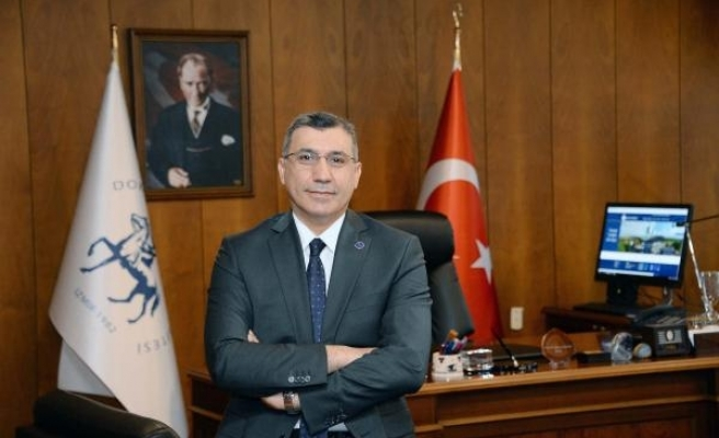 Dokuz Eylül Üniversitesi (DEÜ) Rektörü Prof.Dr. Adnan Kasman görevden alındı