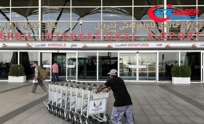Erbil Uluslararası Havalimanı Müdürü: Tüm uçuşlar iptal edilirse günlük zarar 350 bin doları bulur