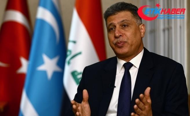 Barzani ile Salihi Kerkük'ün geleceğini görüştü