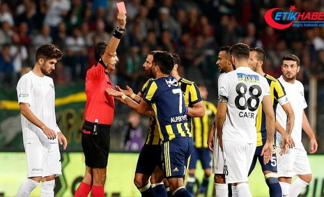 Fenerbahçe, sezona hırçın başladı