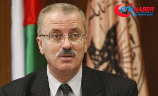 Filistin Başbakanı Hamdallah: Hükümet, Gazze'deki görevi teslim almaya başladı