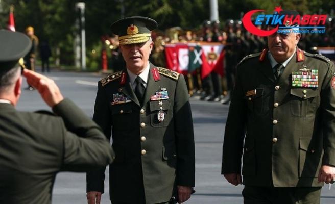 Genelkurmay Başkanı Akar Ürdünlü mevkidaşı ile görüştü