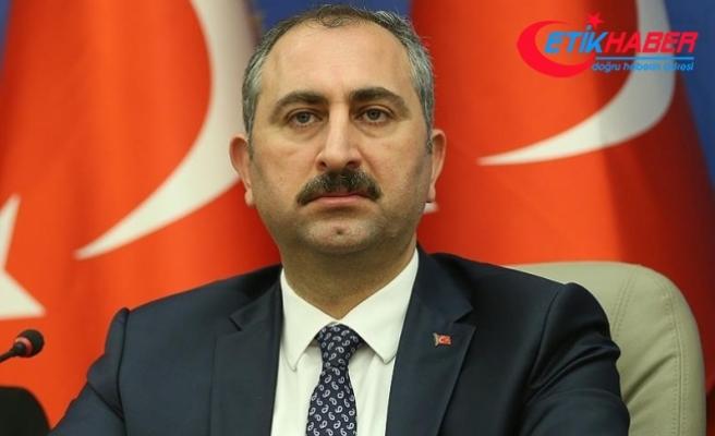 Adalet Bakanı Gül: Türkiye Irak'ın toprak bütünlüğünü savunacaktır