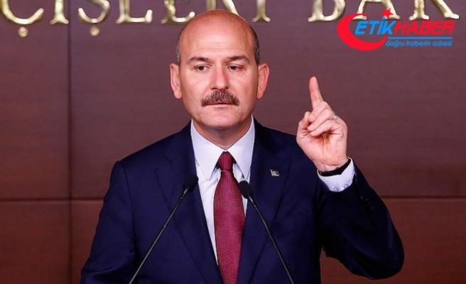Bakan Soylu: Okullarımızın güvenliği konusunda önemli adımlar atılacak, genelgeler gönderildi