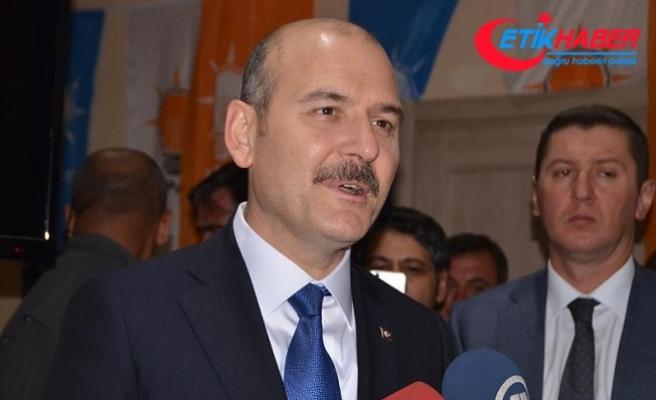 """İçişleri Bakanı Soylu: """"Milletin kararına ve iradesine güveniyoruz"""""""