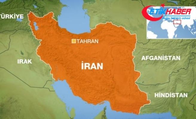 İran'da palalı saldırgan Cumhurbaşkanlığı Sarayı önünde yakalandı