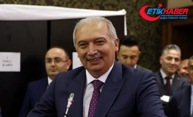 İstanbul Büyükşehir Belediye Başkanı Uysal, görevi devraldı