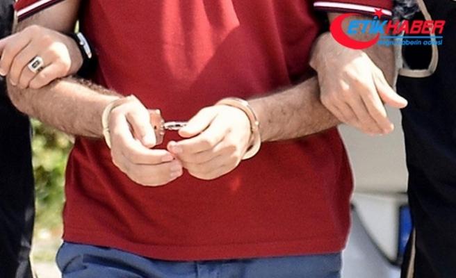İzmir merkezli 5 ilde terör operasyonu: 17 gözaltı