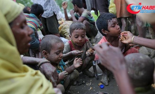 Bangladeş'e sığınan Arakanlı Müslüman sayısı 519 bine çıktı