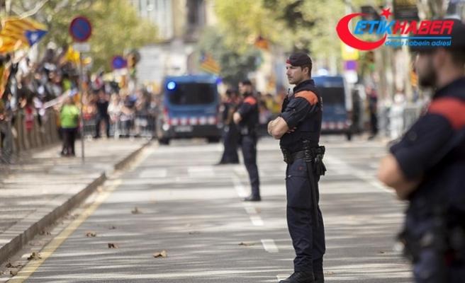 Katalonya'da gerginlik artıyor