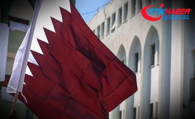 'Katar süre ne kadar uzun olursa olsun ablukayla yüzleşmeye hazır'