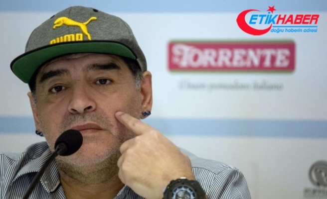 Maradona'ya beraat