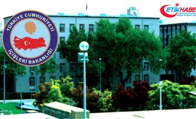 Merkez Valisi Kürklü FETÖ soruşturması kapsamında açığa alındı