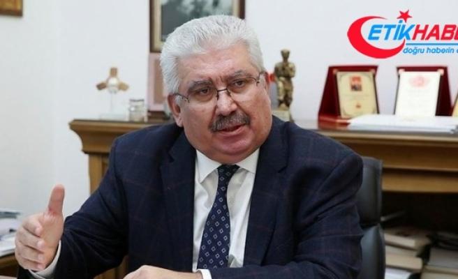 MHP'li Yalçın: Kürt seçmeni' üzerinden siyaset algısı, MHP düşmanlığının bir başka kripto versiyonudur