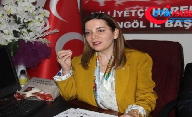 MHP'li Erdem: CHP, HDP, PKK iş birliği ortaya çıktı