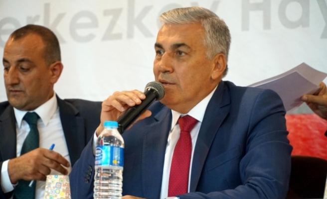 MHP'li Günal: Türk milleti ne zaman bir ve beraber olmuşsa dünyaya hükmetmiştir