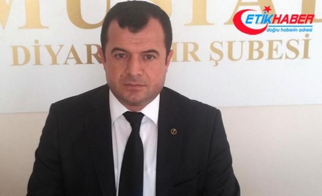 MÜSİAD Diyarbakır Şube Başkanı Şanlı'ya silahlı saldırı!