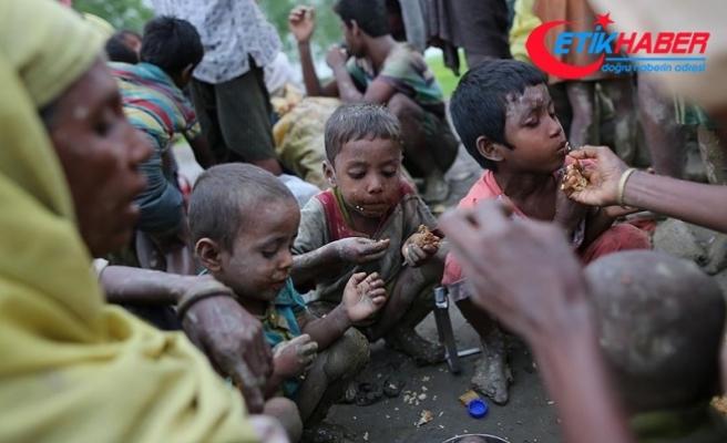 UNICEF'ten Arakanlı mülteci çocuklar için yardım çağrısı