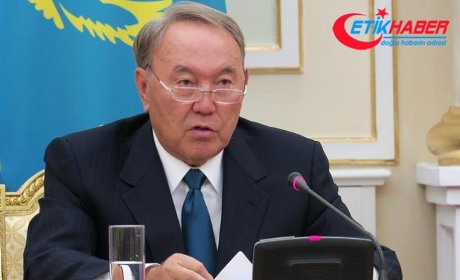 Trump Kazakistan Cumhurbaşkanı Nazarbayev'i ağırlayacak