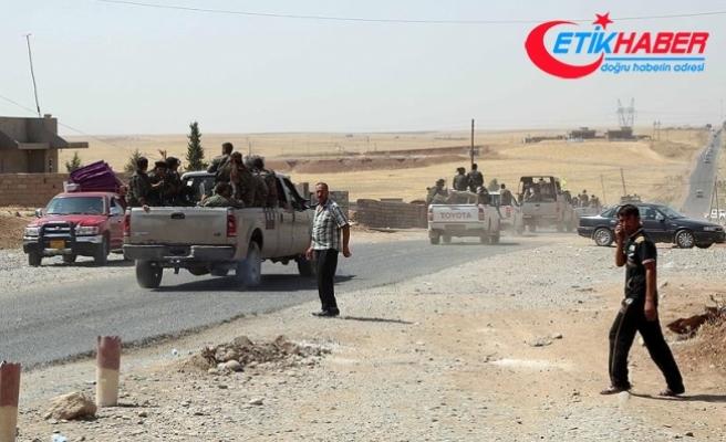Terör örgütü DEAŞ Rakka'da karşı saldırıya geçti