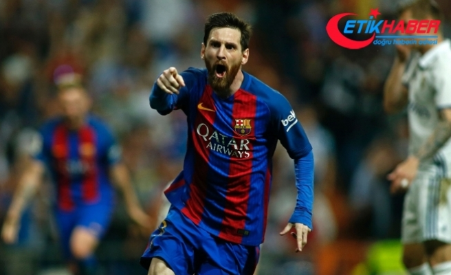 Messi, Futbolu Newell's Old Boys'ta Bırakmak İstiyor
