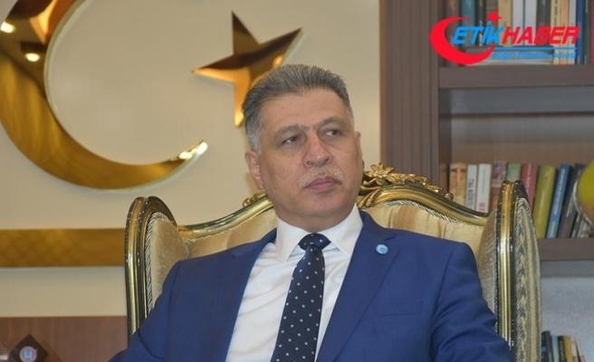 """""""Türkmenleri yönetime katın ve mezhepsel olarak ayırmayın"""""""
