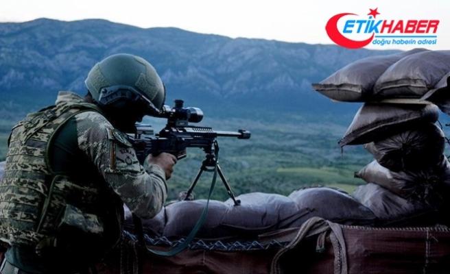 Şırnak'ta çatışma: 2 askerimiz yaralı