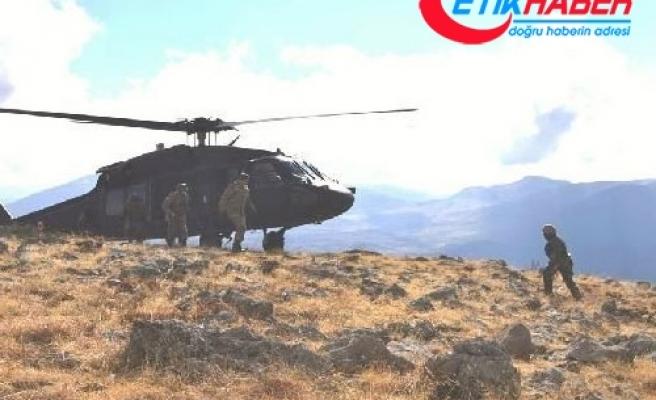 Şırnak'ta operasyon: 6 terörist etkisiz hale getirildi