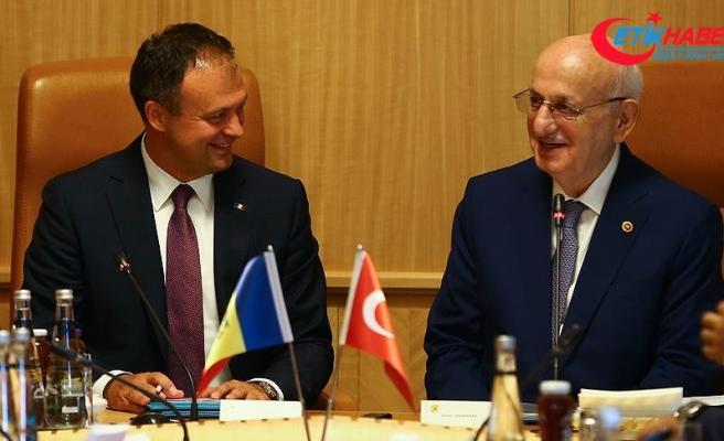 TBMM Başkanı Kahraman: FETÖ'ye bağlı okullar Moldova için de bir tehdit unsurudur