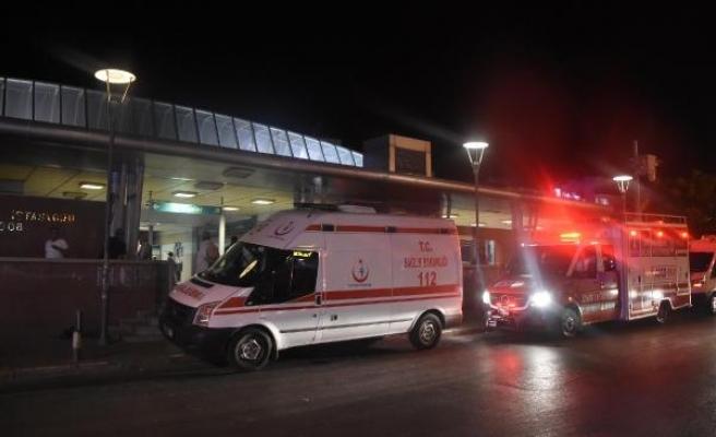 Trenin önüne atladığı iddia edilen kişi öldü