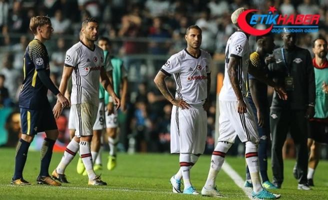 UEFA'dan Beşiktaş'a disiplin soruşturması