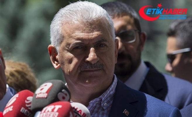 Yıldırım: İran ve Irak'la işbirliği içerisinde çalışmalarımızı sürdüreceğiz