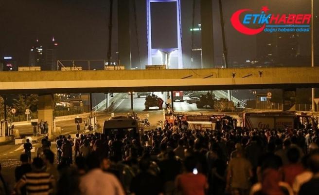 15 Temmuz Şehitler Köprüsü'ndeki olaylara ilişkin dava başlıyor