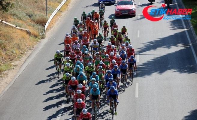 53. Cumhurbaşkanlığı Türkiye Bisiklet Turu 4. etabını Ulissi kazandı
