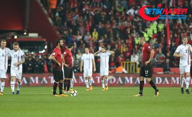 A Milli Futbol Takımı, Karadağ ile hazırlık maçı yapacak