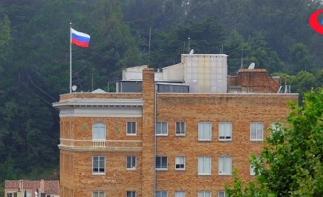ABD'de Rus konsolosluk binasına baskın iddiası