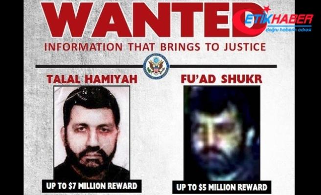 ABD Hizbullah'ın iki komutanı için 12 milyon dolar ödül koydu