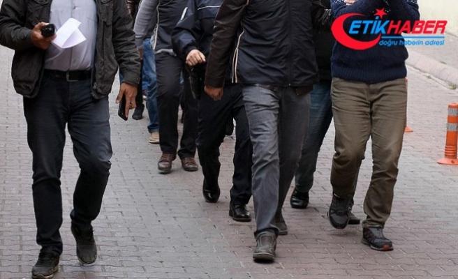 Cumhurbaşkanı Erdoğan'a hakaret iddiasına 5 gözaltı