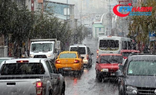 Meteoroloji Duyurdu! Marmara'ya Beklenen Kar Geliyor