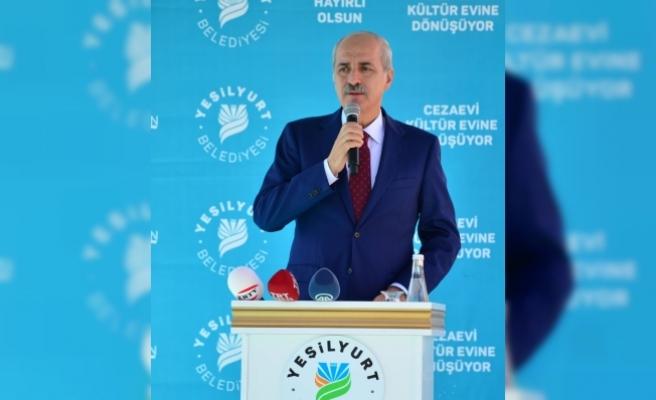 Bakanlar Kurtulmuş ve Tüfenkci, Malatya'da