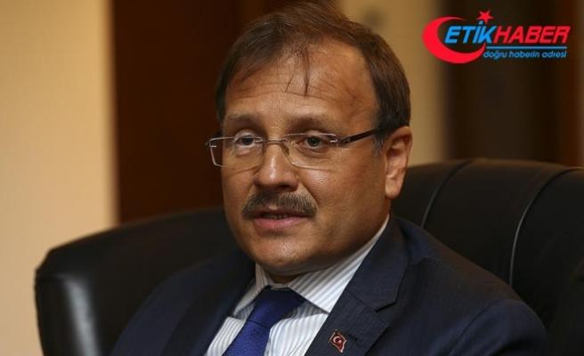 Çavuşoğlu: Diyarbakır'ın sembollerini yeniden ayağa kaldıracağız