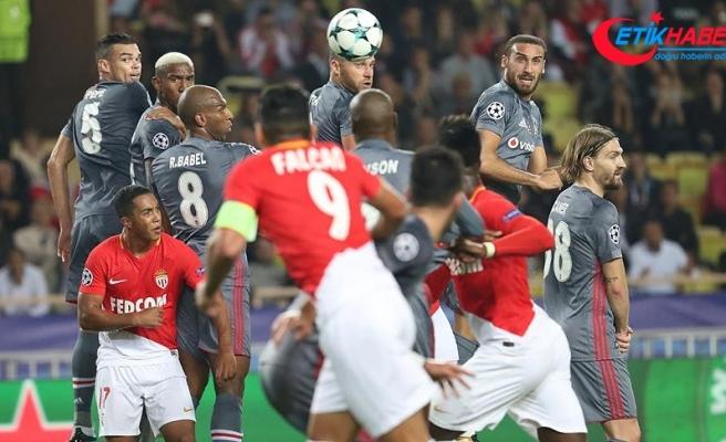 Beşiktaş-Monaco Maçını İtalyan Hakem Tagliavento Yönetecek