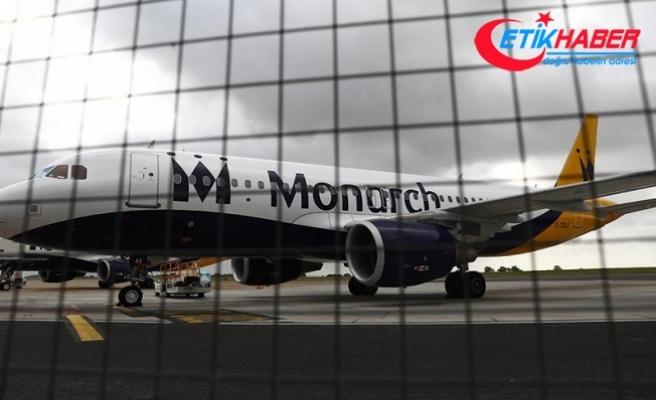 Birleşik Krallık'ın 50 yıllık havayolu şirketi iflas etti